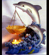 Dolphin Tea Light Tart Burner